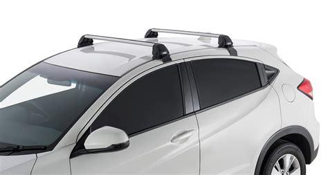 Roof Rail Honda Hrv Ori Desain vortex 2500 rs silver 2 bar roof rack josracks