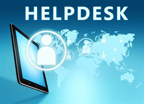 helpdesk or help desk innovative user and help desk support