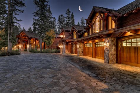 lake houses in california amidst cool winter temps lake tahoe s luxury real estate market heats up tahoe