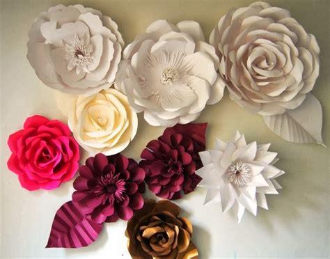 membuat bunga mawar cantik  kertaskreasi