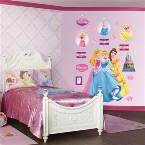Disney Themed Floor - princesses wall themes for interior design