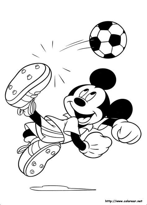 imagenes para colorear mickey dibujos para colorear de mickey