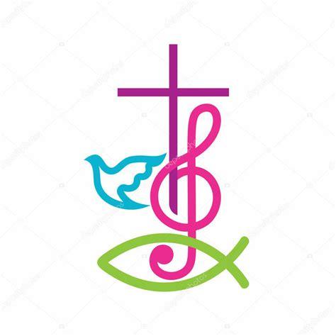 imagenes de simbolos biblicos logotipo da igreja s 237 mbolos crist 227 os a cruz de jesus