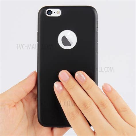 Cafele Iphone 6 Plus 6s Plus Matte Shell Tpu Soft Casing cafele matte silicone for iphone 6s plus 6 plus black tvc mall