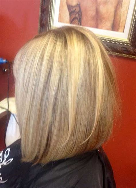 back side of long bob 15 new layered long bob hairstyles bob hairstyles 2017