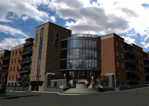 vue apartment project on deck for south college avenue