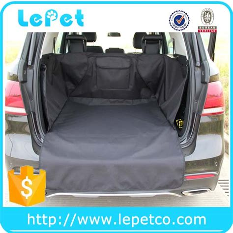 Pet Travel Cargo Best In Show car seat cover lepetco