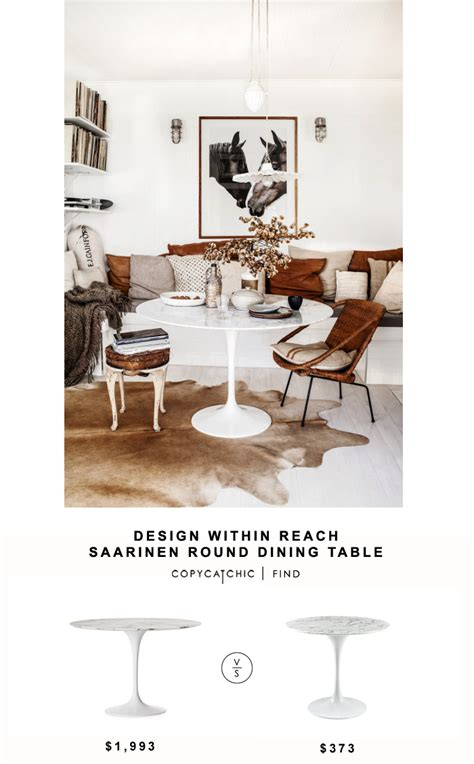 Design Within Reach Dining Table Design Within Reach Saarinen Dining Table Copycatchic