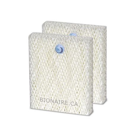 holmes twin window fan with washable filter bionaire bwf2002p long life wick filter 2 pack