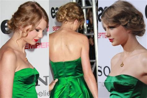 taylor swift updo back view taylor swift updos back image search results