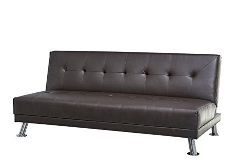 dark brown leather sofa bed product reviews buy abbyson sophia dark brown leather