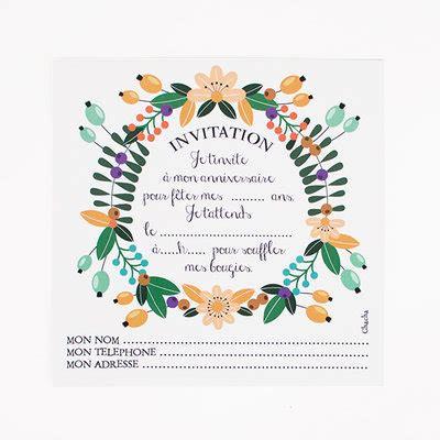 Pastel Baby Shower Decorations Papeterie Cartons D Invitation Fleur Anniversaire