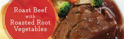 roast with root vegetables easy festive recipes for the day