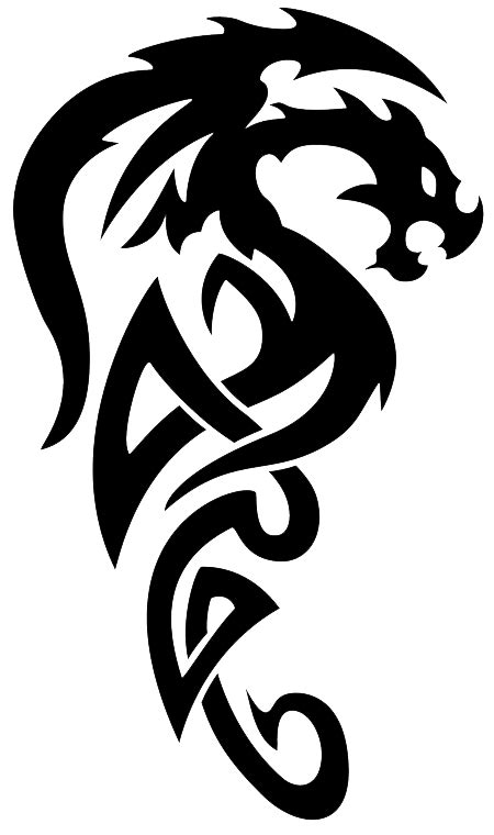 tattoo png download tattoo dragon png image