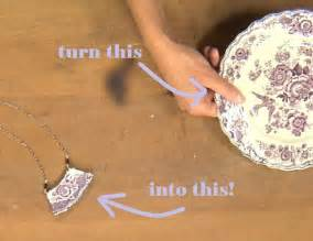 how to make broken china jewelry how to make broken china jewelry with low temp soldering