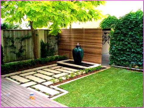 Small Backyard Landscape Ideas On A Budget Small Front Garden Ideas On A Budget Uk Ideasb Bbudgetb Bb Modern Yard Landscaping