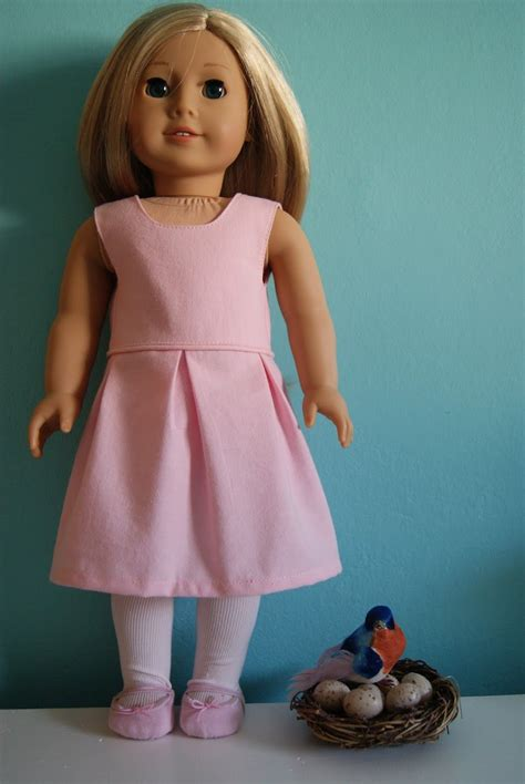 design doll full version free katie 18 inch doll dress by nest full of eggs sewing