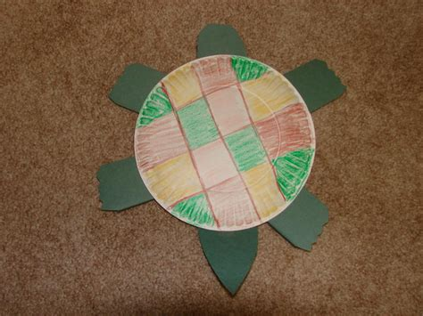 Paper Plate Turtle Craft - church house collection s day sunday school