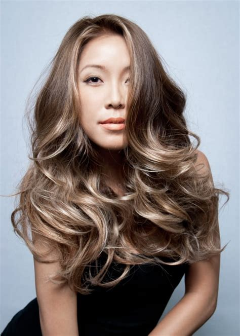 ombre hair on asian smoked ash ombre on asian hair by guy tang yelp