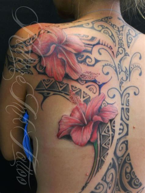 samoan hibiscus tattoo designs 265 best images about tribal tattoos on borneo