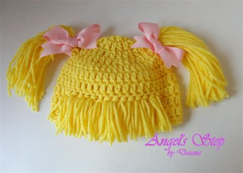 free cabbage patch hat pattern cabbage patch crochet hat pattern free on sale cabbage
