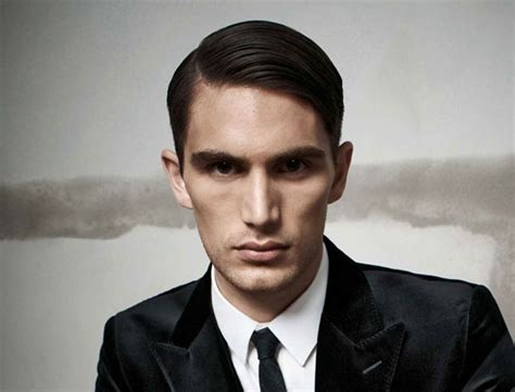 mens 59 s style hair coming back 2012 2013 haircut trends straight from fashion week