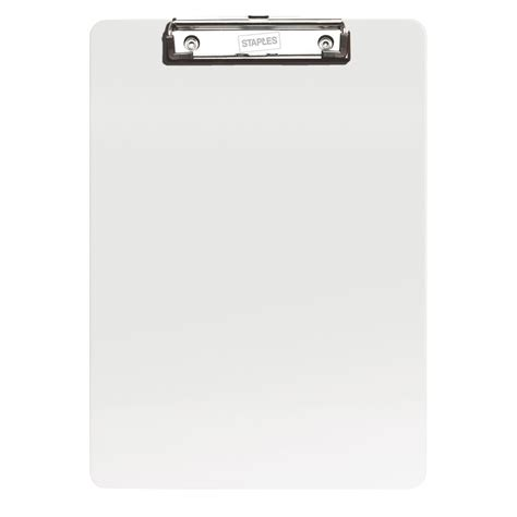 Metal Clipboard staples clipboard with metal clip pvc 250 sheets 210 x