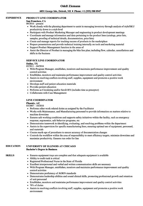 staffing coordinator resume certificate template free word