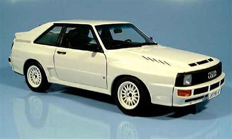 Audi Sport Quattro Kaufen by Audi Sport Quattro Swb Weiss 1984 Autoart Modellauto 1 18