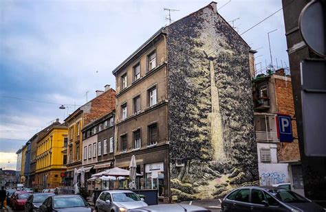 Large Wall Murals zagreb street murals discover art that makes the city alive