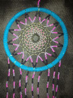 how to make a beaded dreamcatcher catcher on