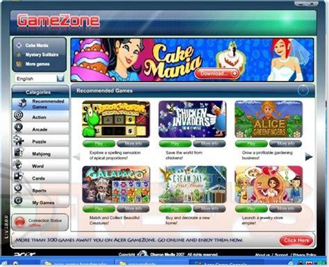 acer game zone acer gamezone virus prescak