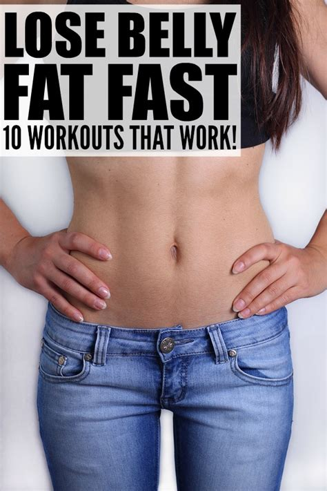 Lose Belly by Burn Back Fast Exercises
