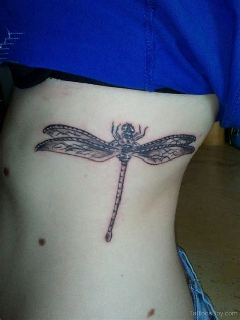 dragonfly tattoo on ribs dragonfly tattoos tattoo designs tattoo pictures page 11