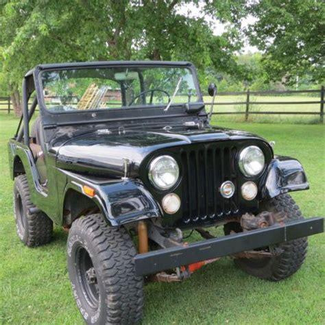 1970 Cj5 Jeep Purchase Used 1970 Jeep Cj5 Base Sport Utility 2 Door 3 7l