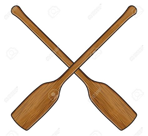 boat and oars clipart paddles clipart clipground