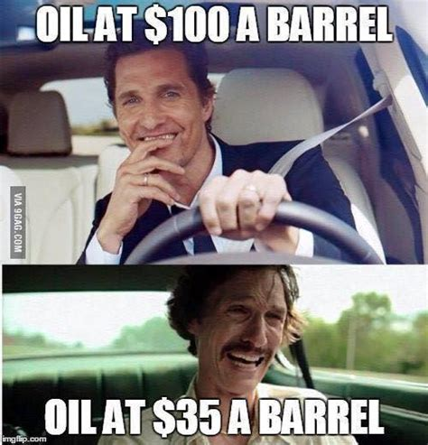 Crude Memes - oil crash memes bring humor to petroleum s plunge