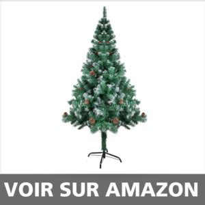 Sapin De Noel Artificielle by Top 5 Meilleur Sapin De No 235 L Artificiel 2018 Avis