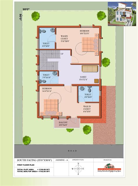 vakil hosur floor plans