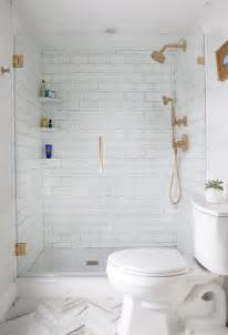 Subway Tile Bathroom by Gorgeous Variations On Laying Subway Tile