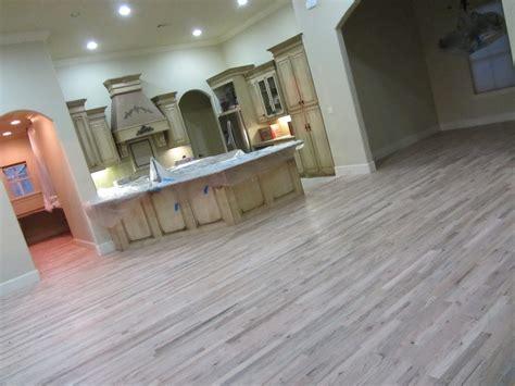 Minimalist Grey Hardwood Floors Boosting Your Contemporary