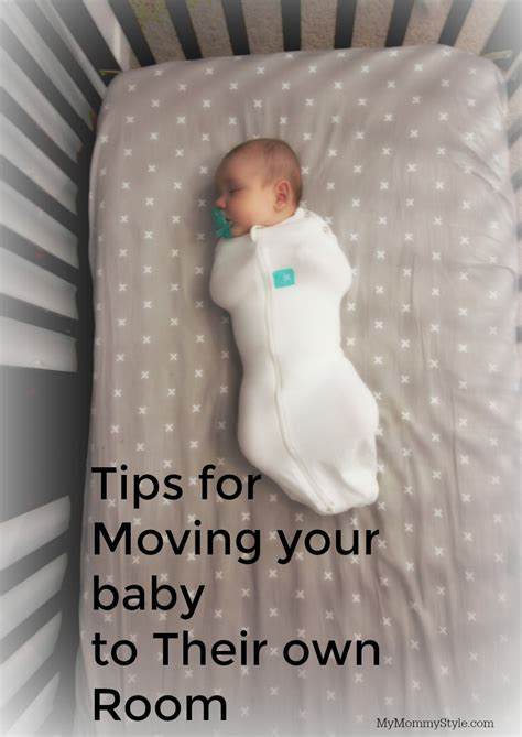 Baby Won T Sleep In Own Room by Moving Baby Into Their Own Room Giveaway Style