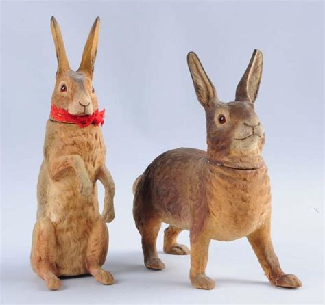Antique Easter Bunny Rabbit Paper - 17 best images about vintage easter containers on
