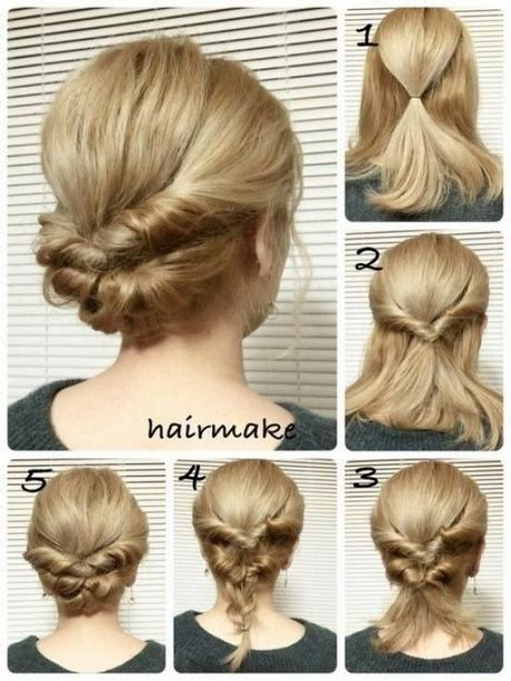 diy hairstyles for dummies makkelijke feestelijke kapsels