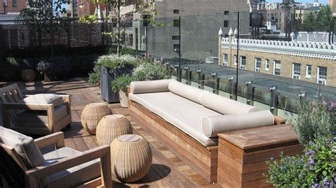 york decks al terry design custom roof decks