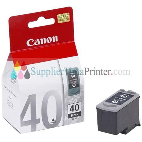 Tinta Printer Canon Cl 40 Cartridge Canon Black Cl 40 Cck Computer Jual Tinta