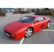 Ferrari 348 TB Photos  PhotoGallery With 7 Pics CarsBasecom