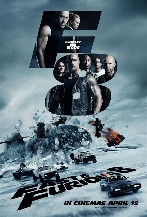 fast and furious 8 poster fast and furious 8 teaser trailer