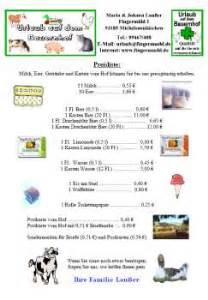 Word Vorlage Preisliste Kostenlose Musterformulare Preisliste Mustertexte Vermieter K 252 Ndigung Mahnung