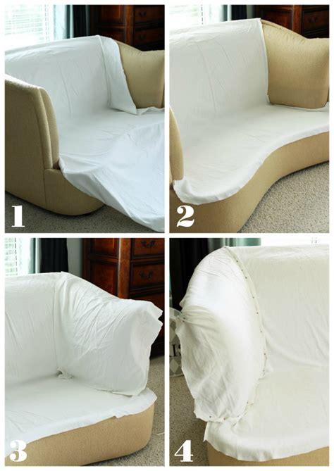 Tutorial Sofa Slipcover Infosofa Co Sofa Slipcover Tutorial